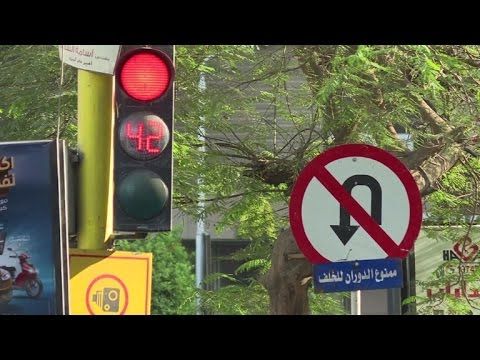 Cairo traffic poses daily test of survival