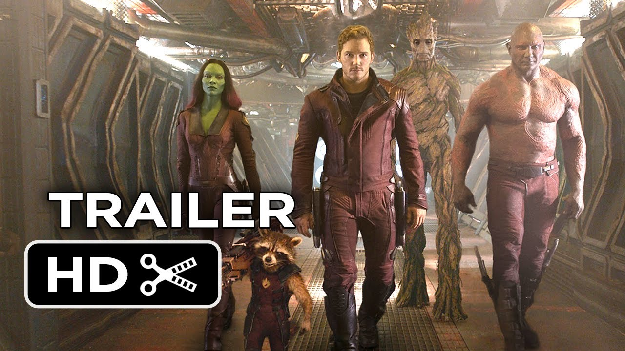 GUARDIANS OF THE GALAXY Soundtrack - Song/Music List