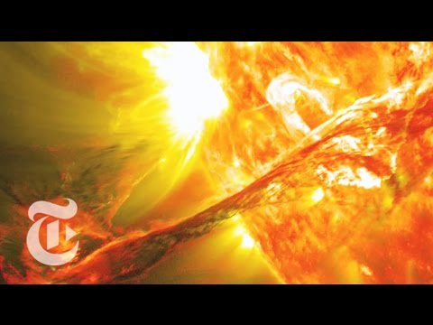 How Worried Should We Be About Solar Flares?   The New York Times
