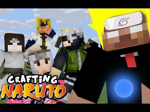 Monster School : Naruto Crafting Transformation - Best Minecraft Animation