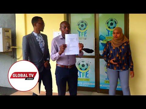 Uchaguzi TFF: Oscar Oscar Achukua Fomu Ya Kugombea Urais -Video-Michezoni leo