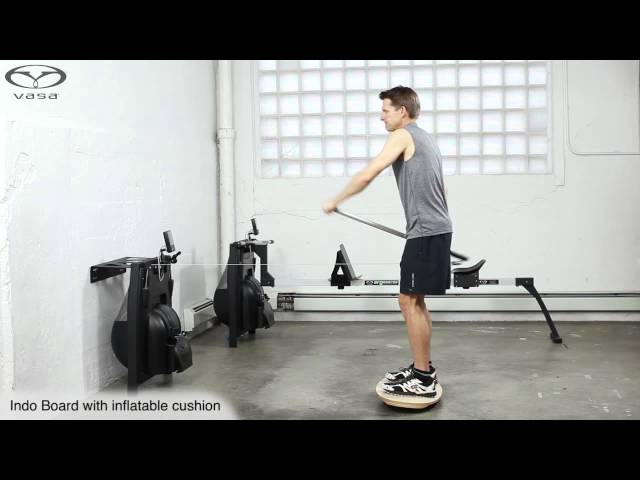 SUP Stand Up Paddling Fitness workout revolution