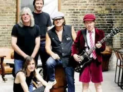 acdc band members pictures youtube
