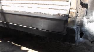 видео Как сделать ремонт дверей ВАЗ 2109 своими руками