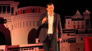 Unique approach to curb violence against women: Will Muir at TEDxPune