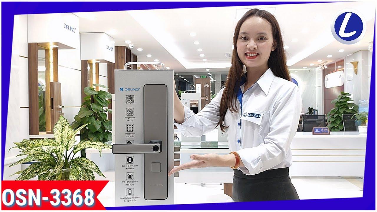 Khóa Cửa Thông Minh OSUNO model: OSN-3368
