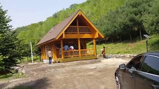 국내 가장 자연친화적인 핀란드 통나무집 [귀촌 피라미]