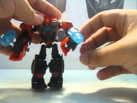 Transformers Prime IRONHIDE Complete Cyberverse Commander