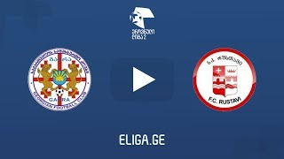 FC Gagra vs Metalurgi Rustavi full match