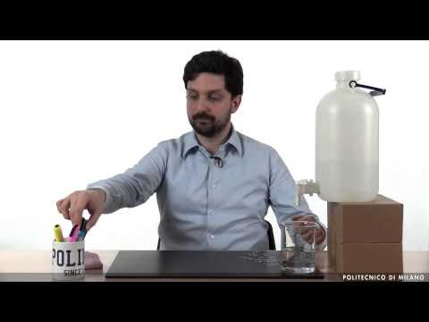 Carica elettrica e forza di Coulomb (Davide Contini)