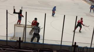 OHL combine 2018 Goalie Chase Clark