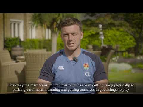 George Ford previews England v Wales