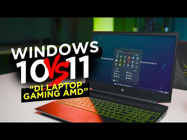 Windows 11 SEJELEK ITUKAH ???
