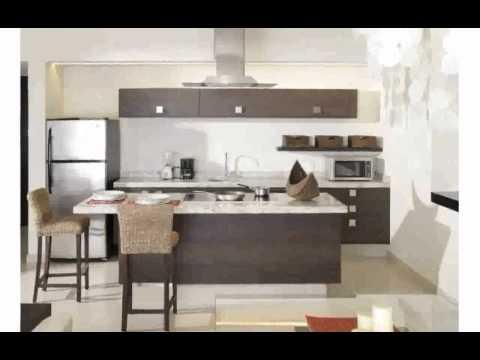 Amoblamiento de cocina con isla gabriel veron proyect Planos de gabinetes de cocina gratis