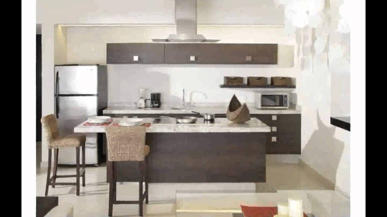 Mesa desayuno tipo buffet dise o de interiores para el for Cocina moderna tipo buffet