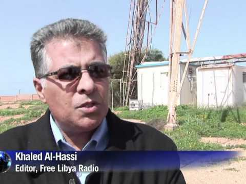 Arabic-Web-Free Benghazi radio takes over the airwaves in Libya