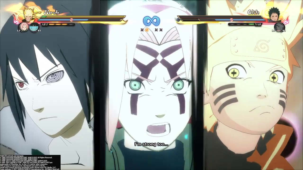 Naruto Shippuden: Ultimate Ninja Storm 4 Road To Boruto Naruto Vs Obito - YouTube