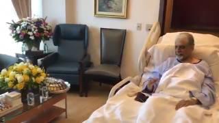 فيديو.. الأمير الفيصل يمازح وكيل إمارة عسير سابقًا: الموظفون ملوا من الإجازة