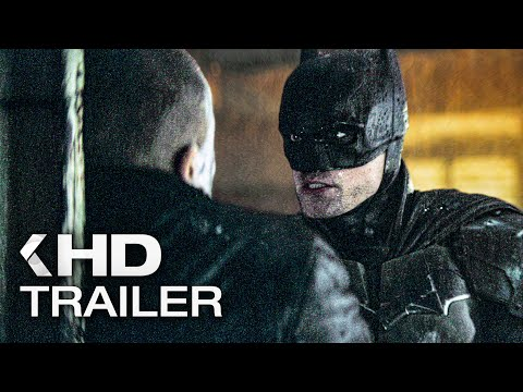 THE BATMAN - 5 Minutes Trailers (2022)