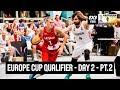 FIBA 3x3 Europe Cup Qualifier - Day 2 - Semi-Finals and Finals - Re-Live - Andorra