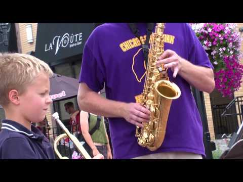 Jazz at the Farmers Market  WITH COMMENTARY