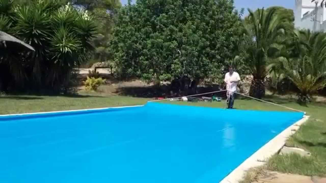Cubrepiscinas cubre piscinas cobertores de piscinas for Cubre piscinas automatico