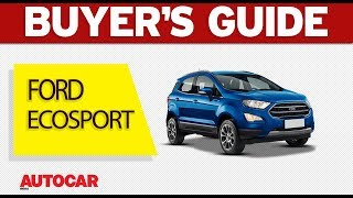 Ford EcoSport | Which Variant to Buy | Autocar India