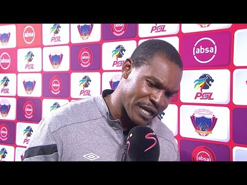 Absa Premiership | Chippa United v Kaizer Chiefs | Post-match interview with Norman Mapeza