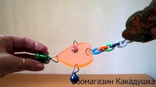 Подвеска для попугаев Сердце(, 2014-09-29T11:00:38.000Z)