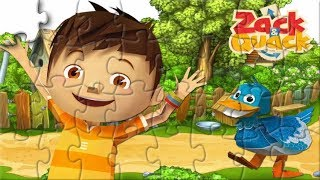 Zack and Quack Puzzle Game For Kids Rompecabezas