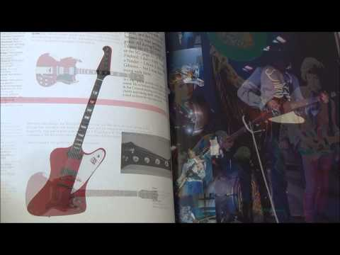 A look at the beautiful book,Six string stories by Eric Clapton C.B.E.