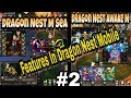 #2 Feature In Dragon Nest Awake M But Not Yet Available On Dragon Nest M Sea