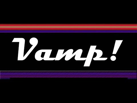 VAMP! - Strange Face Of Love - Alma - Barnsley - 02/12/17.