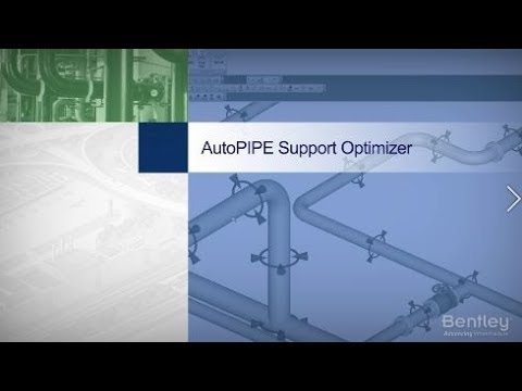 AutoPIPE Support Optimizer