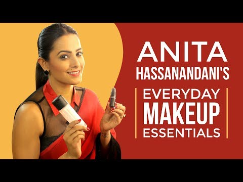 Anita Hassanandani: What's in my makeup bag | S01E07 | Fashion | Pinkvilla