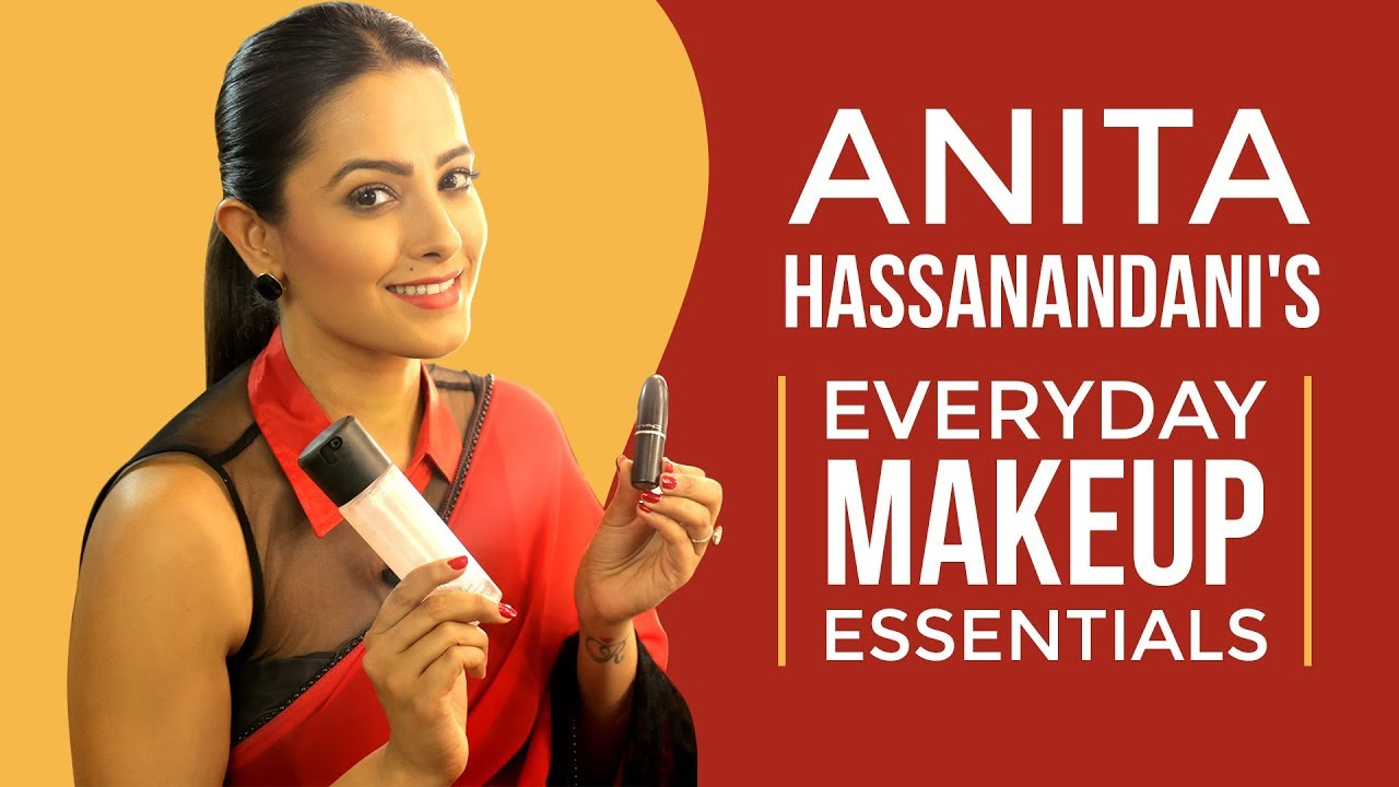 Anita Hassanandani: What's in my makeup bag | S01E07 | Fashion | Pinkvilla