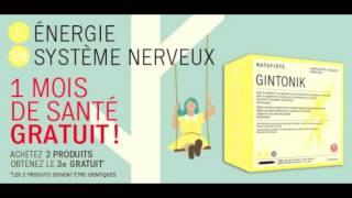 Gintonik Naturiste- Boost d'énergie naturel ( 2 achetés = 1 gratuit)