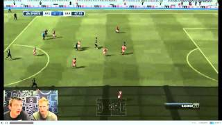 FIFA 12 PC Gameplay plus Q&A [HD] - www.fifabenelux.com