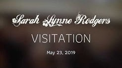 Sarah Lynne Rodgers - Visitation & Funeral