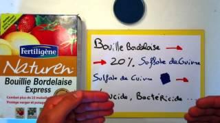 Utiliser de la bouillie bordelaise - conseils jardins et potagers