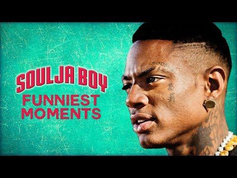 Soulja Boy FUNNIEST Moments 2019! (BEST COMPILATION)