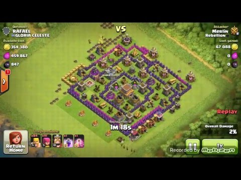 Boosted Barracks (clash of clans)