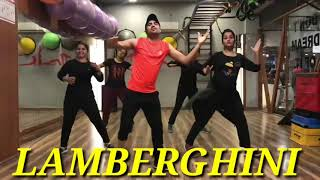 Lamberghini | Dance Fitness Choreography by Rahul Kapoor (RK) | The Doorbeen Feat Ragini