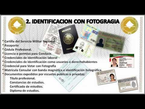 Requisitos Para Poder Tramitar Tu Credencial De Elector IFE