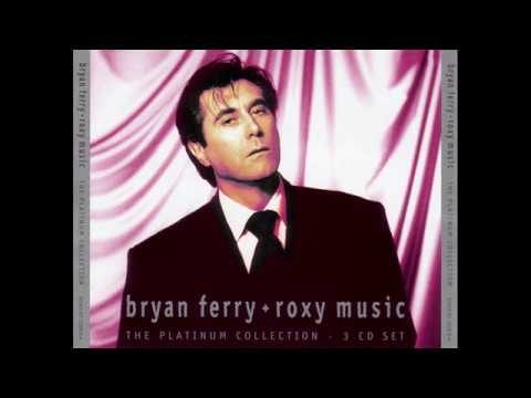 BRYAN FERRY & ROXY MUSIC   THE PLATINUM COLLECTION X 3CDS