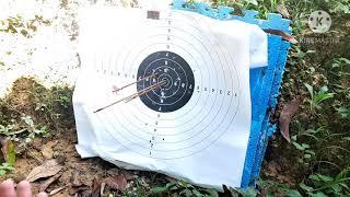 HỌ LÀM NHƯ THẾ NÀO/ cách chỉnh nỏ bách phát bách trúng/how to adjust the crossbow
