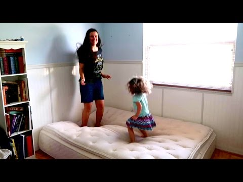 MONKEY'S JUMPING ON THE BED & NEW PAW PATROL CLOTHES