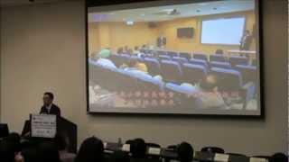 「少數族裔中文教育:何去何從?」研討會—8 張積榮副校長