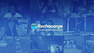 Office Stream! Rechaaarge team helping streamers and creators monetize, receive cost-free donations!