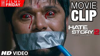 HATE STORY 2 MOVIE CLIPS  - Bloody Red Eyes